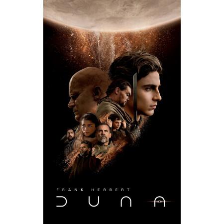 Duna - filmová obálka - datum vydání se…