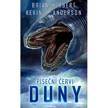 Píseční červi Duny (2. vydání) - mírně …