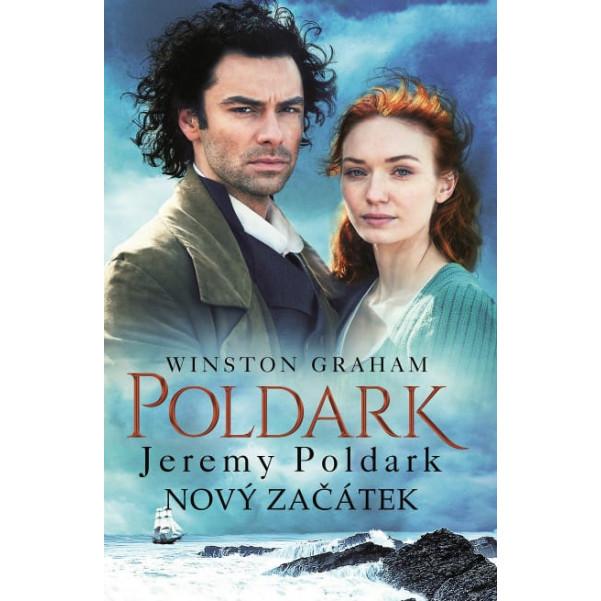 Poldark - Jeremy Poldark - Nový začátek - mírně poškozené